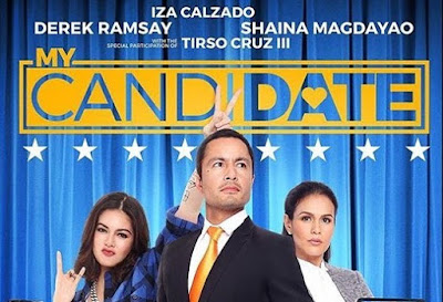 My Candidate (2016) HDRip