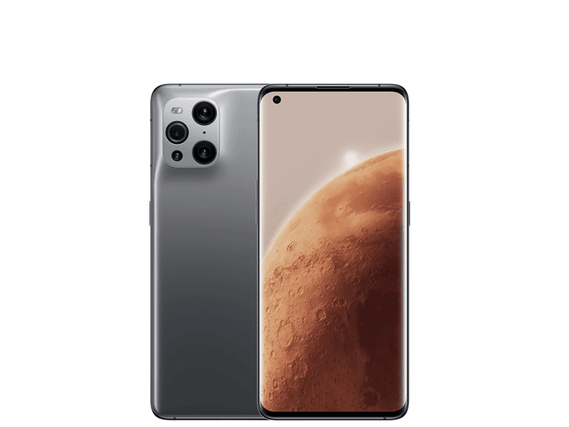 OPPO Find X3 Pro Mars Exploration Edition launched in China!
