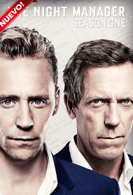 The Night Manager (Miniserie de TV) S01 DVD R1 NTSC Latino 2xDVD5
