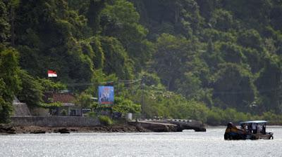 Nusakambangan penal island, Indonesia