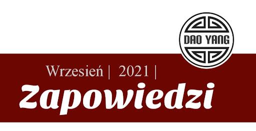 Zapowiedzi    IX 2021