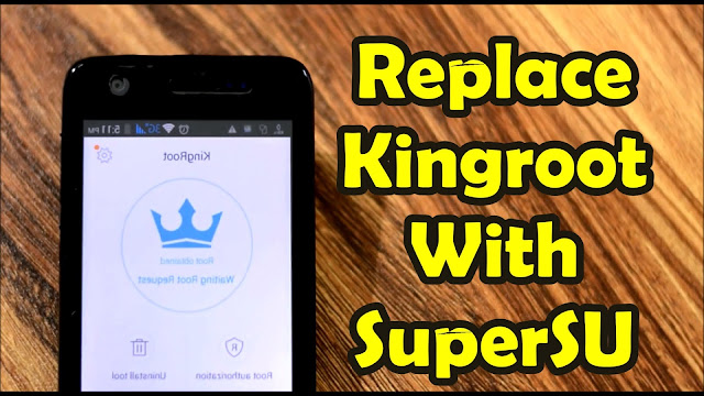 Bosen dengan Kingroot? Ini Tutorial Mantab Cara Ganti Kingroot Menjadi SuperSU Pada Redmi Note 3
