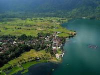 Menikmati Keindahan Wisata Danau Ranau, Info Perjalanan,Tarif Penginapan ,Lampung Barat