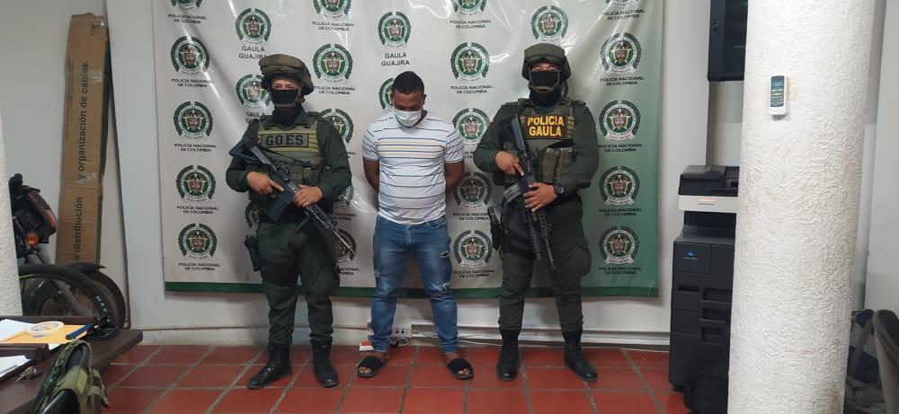 hoyennoticia.com, En Maicao cayó alias 'Marquitos' sindicado por homicidios, extorsión y otros delitos