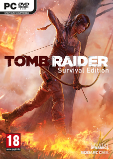 Tomb Raider: Survival Edition PC Game Free Download Full Version