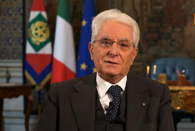 """Mattarella: """"Anno difficile per magistratura"""""""