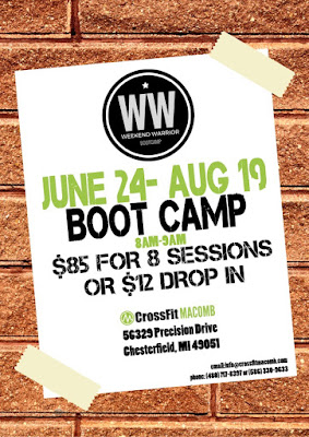 Boot Camp this Summer