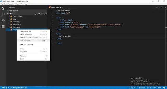 برنامج Code Browser