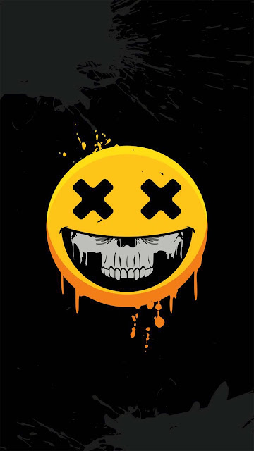 19 Headphones Skull, Music, Art, Fangs Skull Ultra HD Wallpapers 5K for iPhone and Android