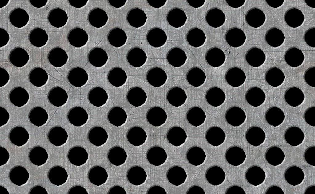 High Resolution Seamless Textures Metal Holes Plate Seamless