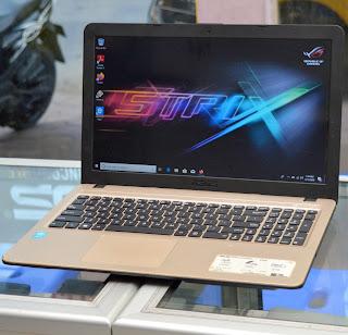 Laptop ASUS X540L Core i3 Second di Malang