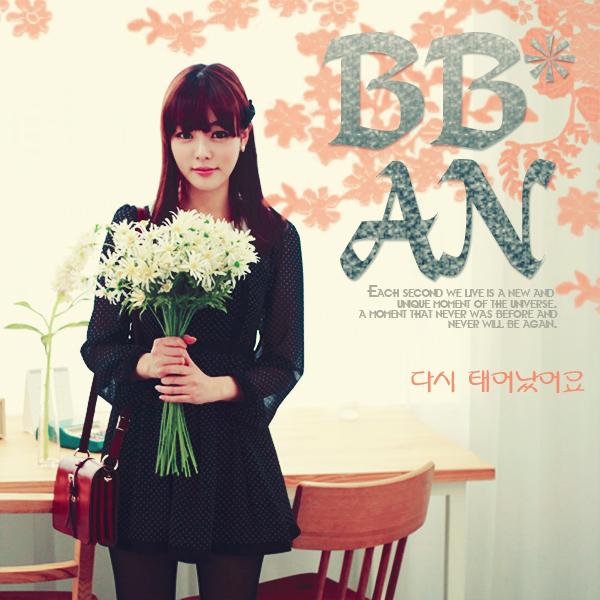 [Single] BB Ahn – I Was Born Again