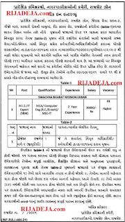 Regional Municipalities Rajkot Job 2021