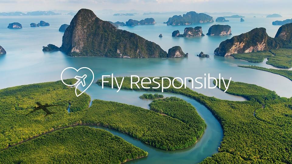 klm voe com responsabilidade fly responsibly