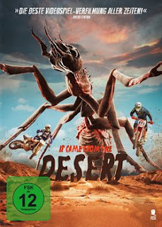 It Came from the Desert Gewinnspiel!