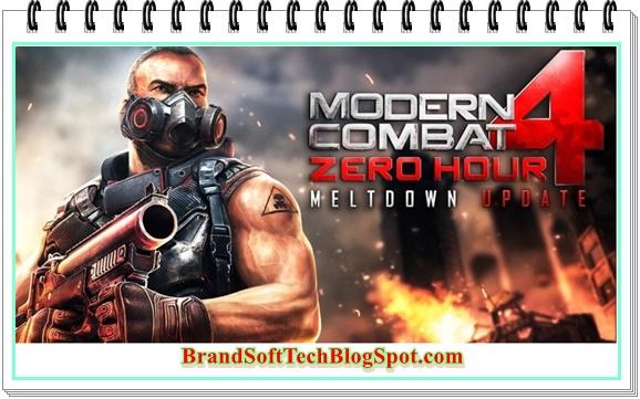 Modren Combat 4 Zero Hour 2021