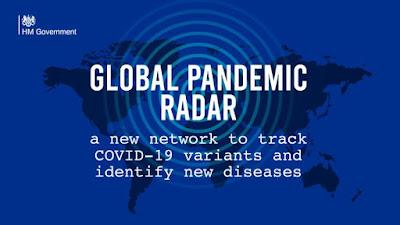 Global Pandemic Radar announcement 210521