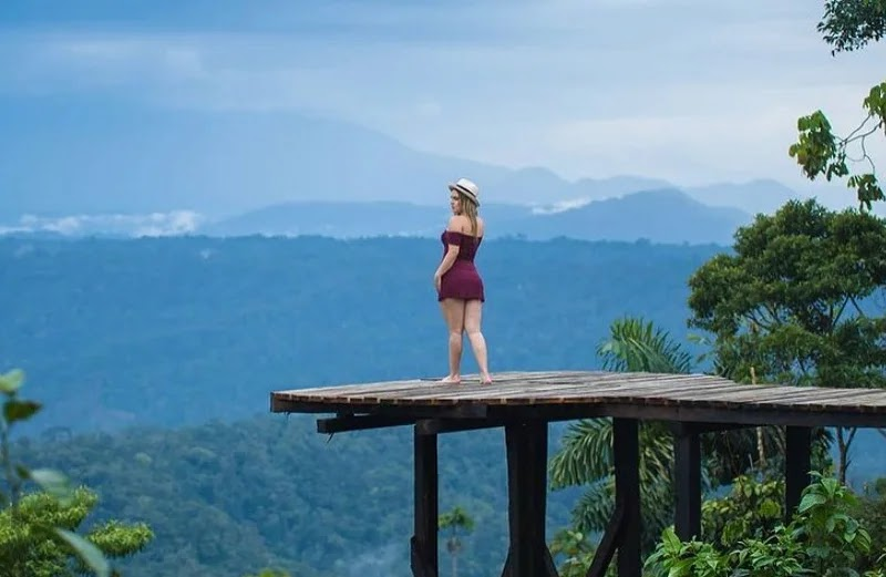 Turismo en Ecuador - Tamandúa Ecolodge & Reserve