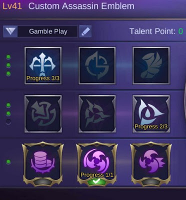 Emblem Talent Fanny