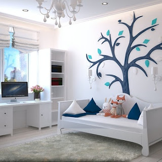 Renovate Kids' Room with right Accessories