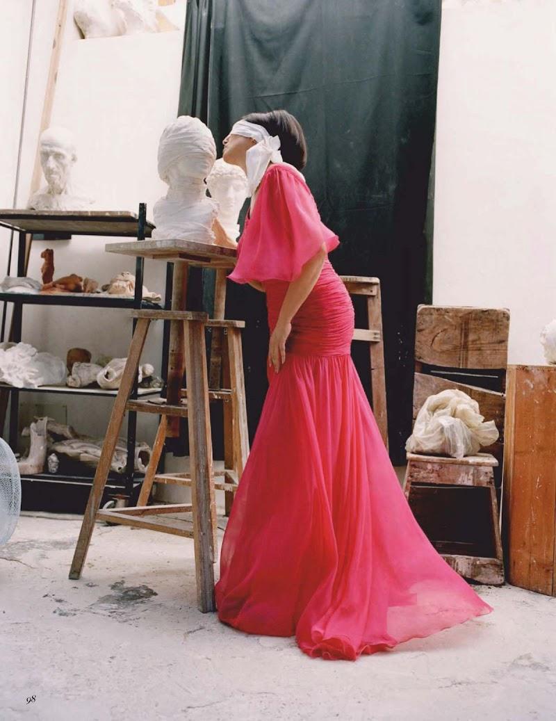 Monica Bellucci Featured in Vogue Magazine - Latin America December 2020/January 2021