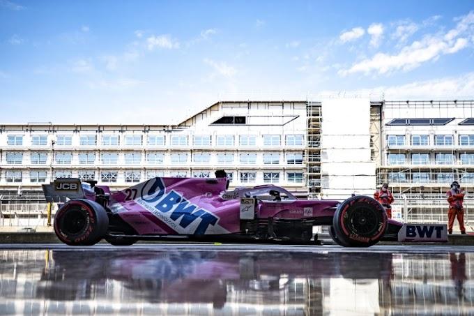 Trial na 7 dni do F1 TV Pro