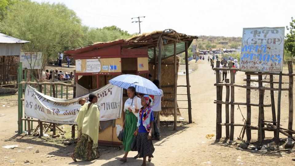 <Ethiopia blames Sudan for failing to prevent border arms smuggling
