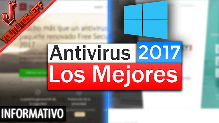 Los Mejores Antivirus para Windows 10 2017