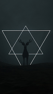 Reindeer Mobile HD Wallpaper