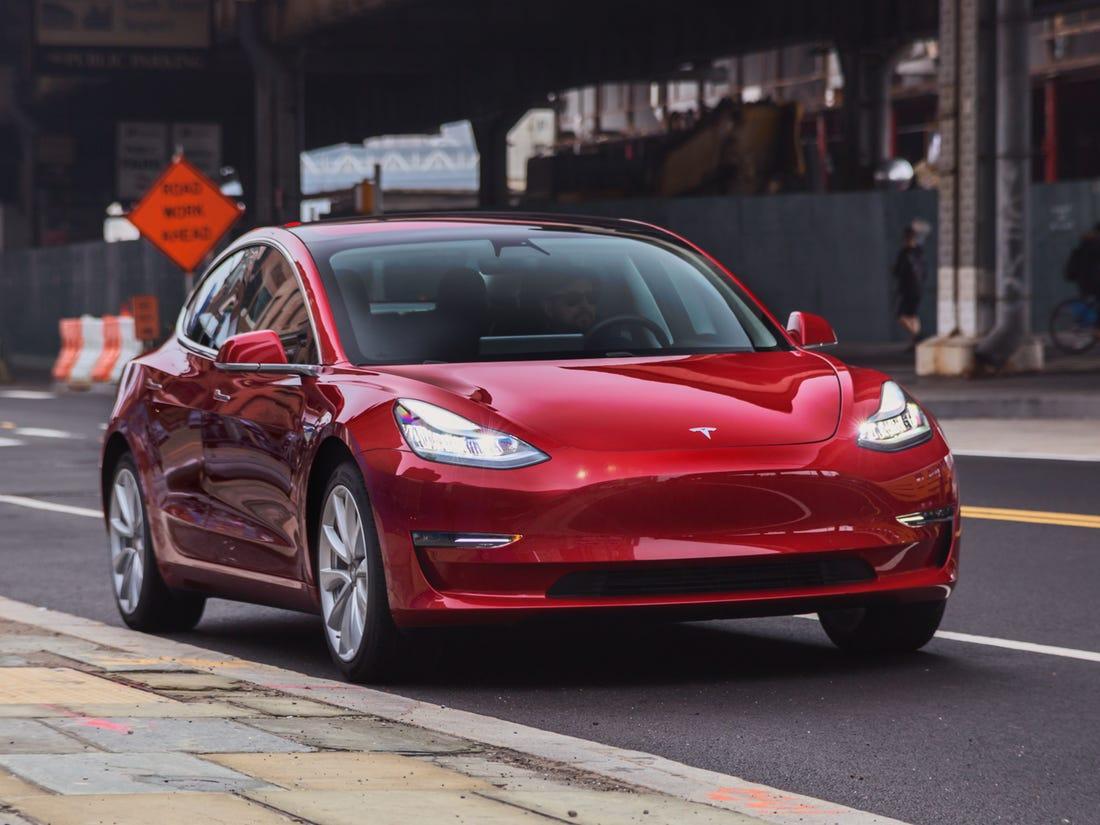 Tesla Model 3 Acceleration Boost - MS+ BLOG