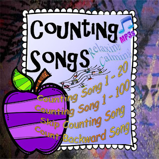 Counting Songs for Behavior Management