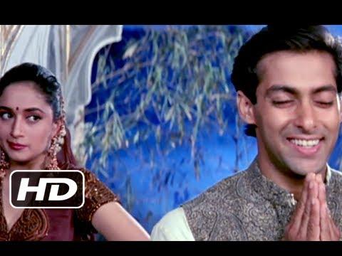 Wah Wah Ramji - Hum Aapke Hain Koun - Salman Khan, Madhuri Dixit - Superhit Bollywood Song - Lata Mangeshkar Lyrics in hindi