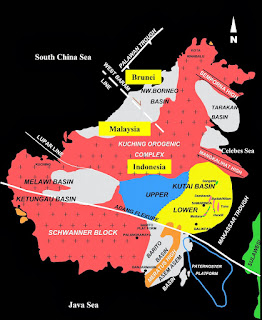 Ini Tiga Sesar Aktif Penyebab Gempa Kalimantan