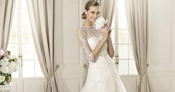 8419a33188f Stylish fashions  Pronovias Glamour 2013 Bridal Collection