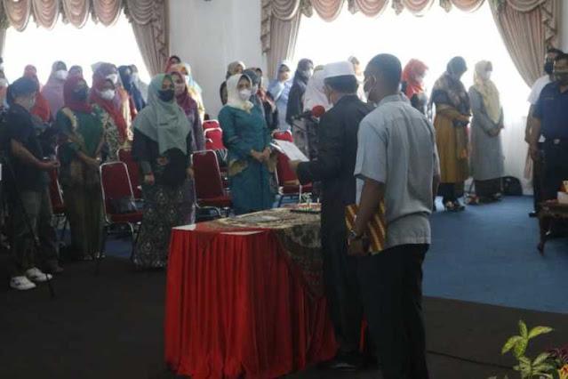 Ferrawati dan Asmayulis menduduki Posisi strategis di DPRD Pasaman Barat