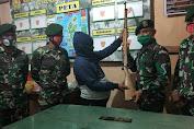 Satgas Yonarmed 9 Kostrad Berhasil Memperoleh Senjata Organik di Wilayah Maluku Utara