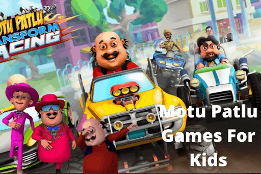 Download Motu Patlu games- online offline free