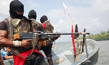 Niger Delta Militants Blow Up Another Pipeline in Delta State