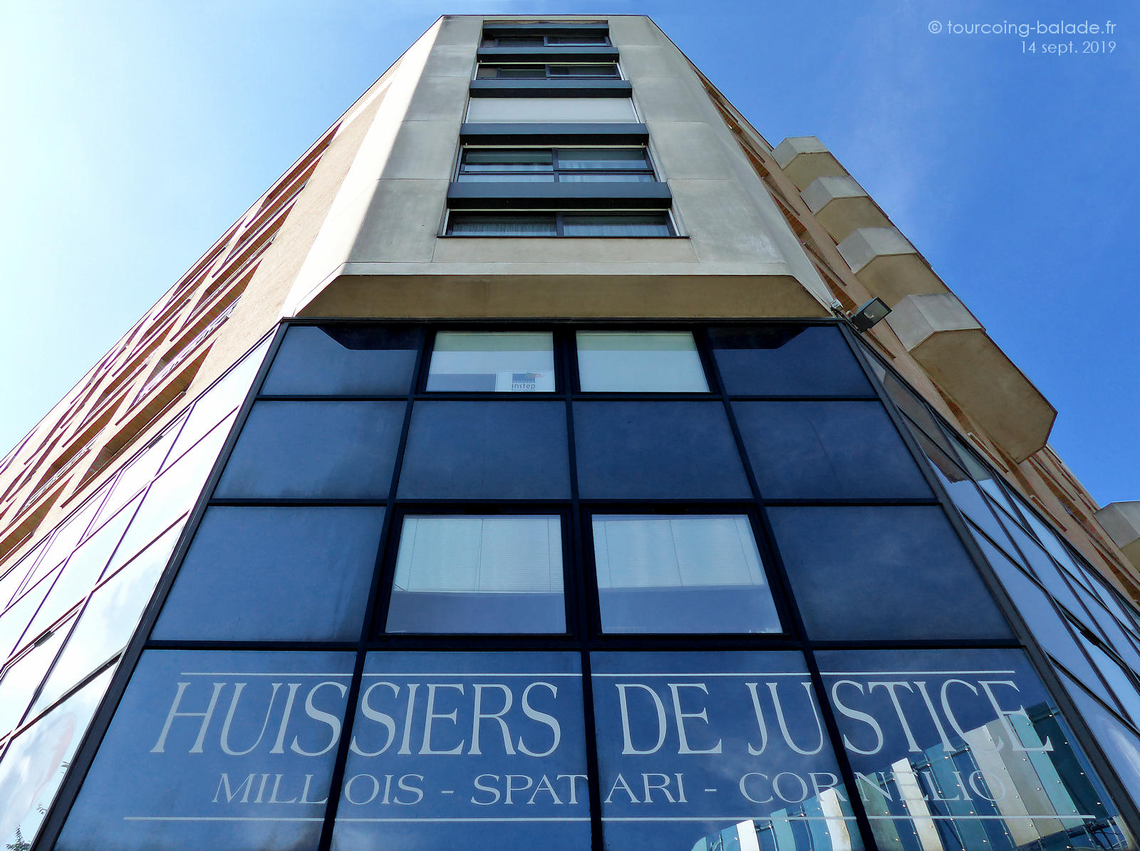 Résidence Faidherbe, Huissiers, Tourcoing 2020
