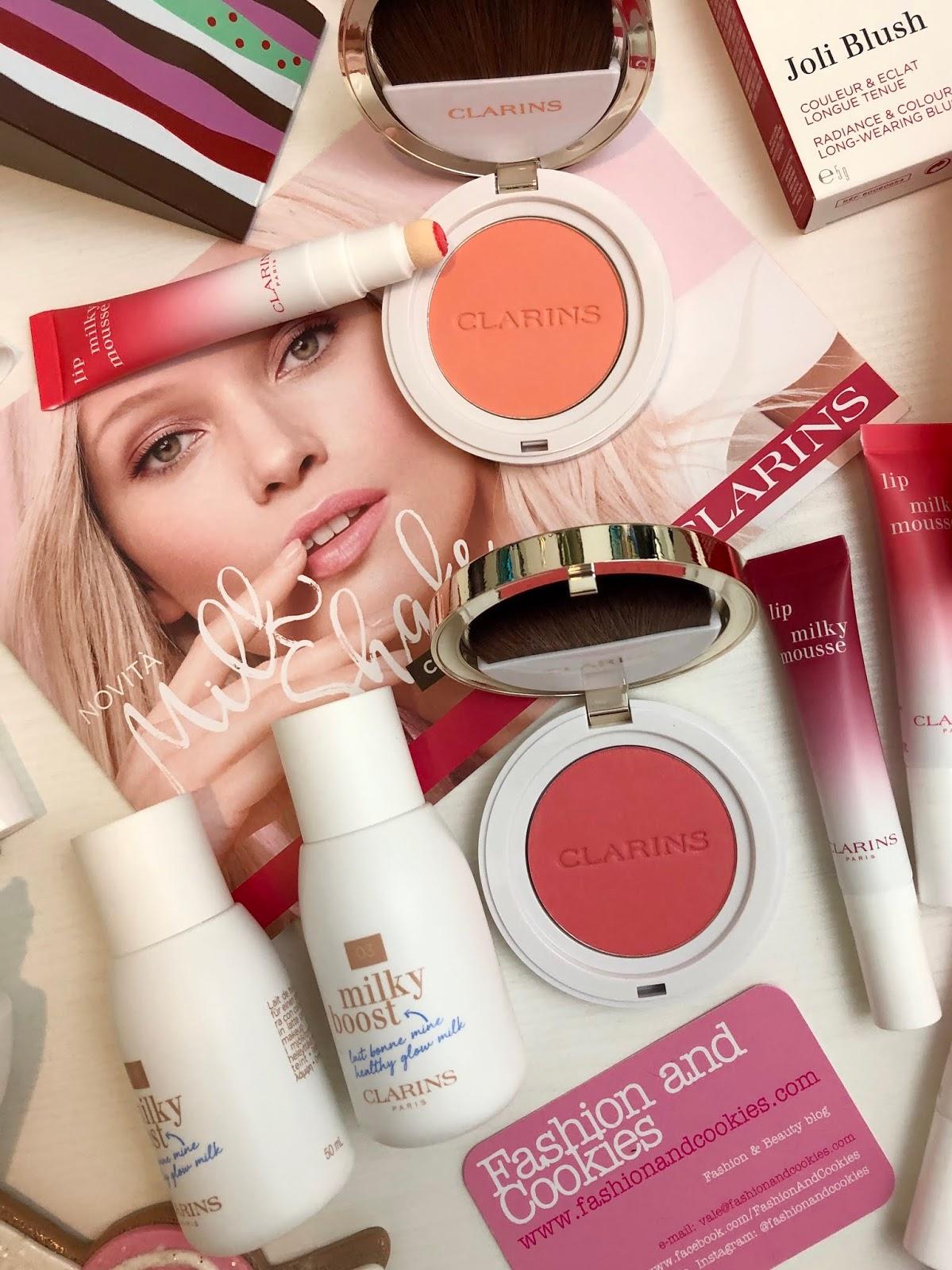 Collezione Clarins MilkShake per la Primavera 2020: perché sceglierla su Fashion and Cookies