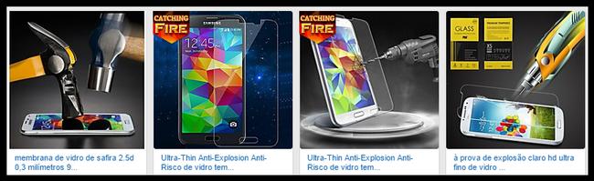 Protetores de Tela Samsung