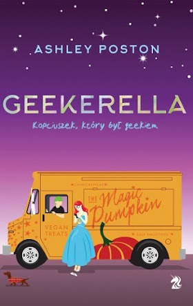 """Geekerella"" - Ashley Poston"