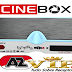 Cinebox Fantasia Maxx 2 Nova Firmware-31/07/2018
