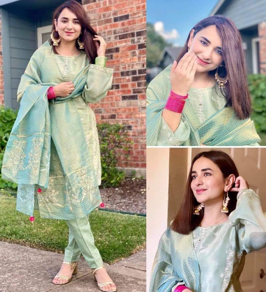 Pakistani Celebrities Eid Day 2 Shinning Pictures