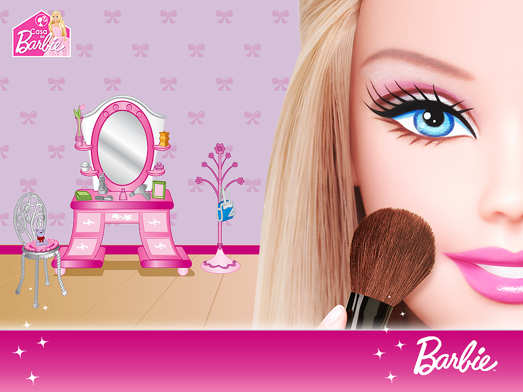Barbie Wallpaper Hd: Hd Wallpaper: Barbie Wallpaper Background