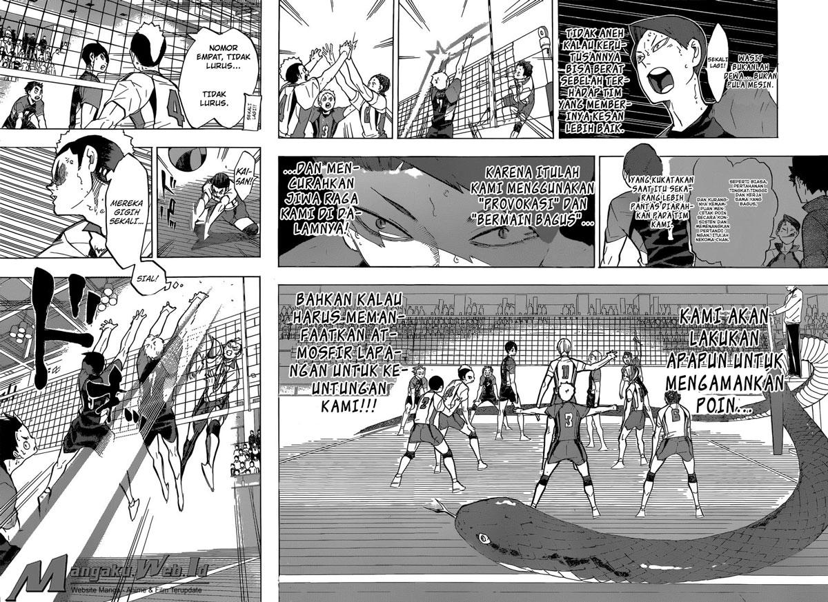 Haikyuu Chapter 198-14
