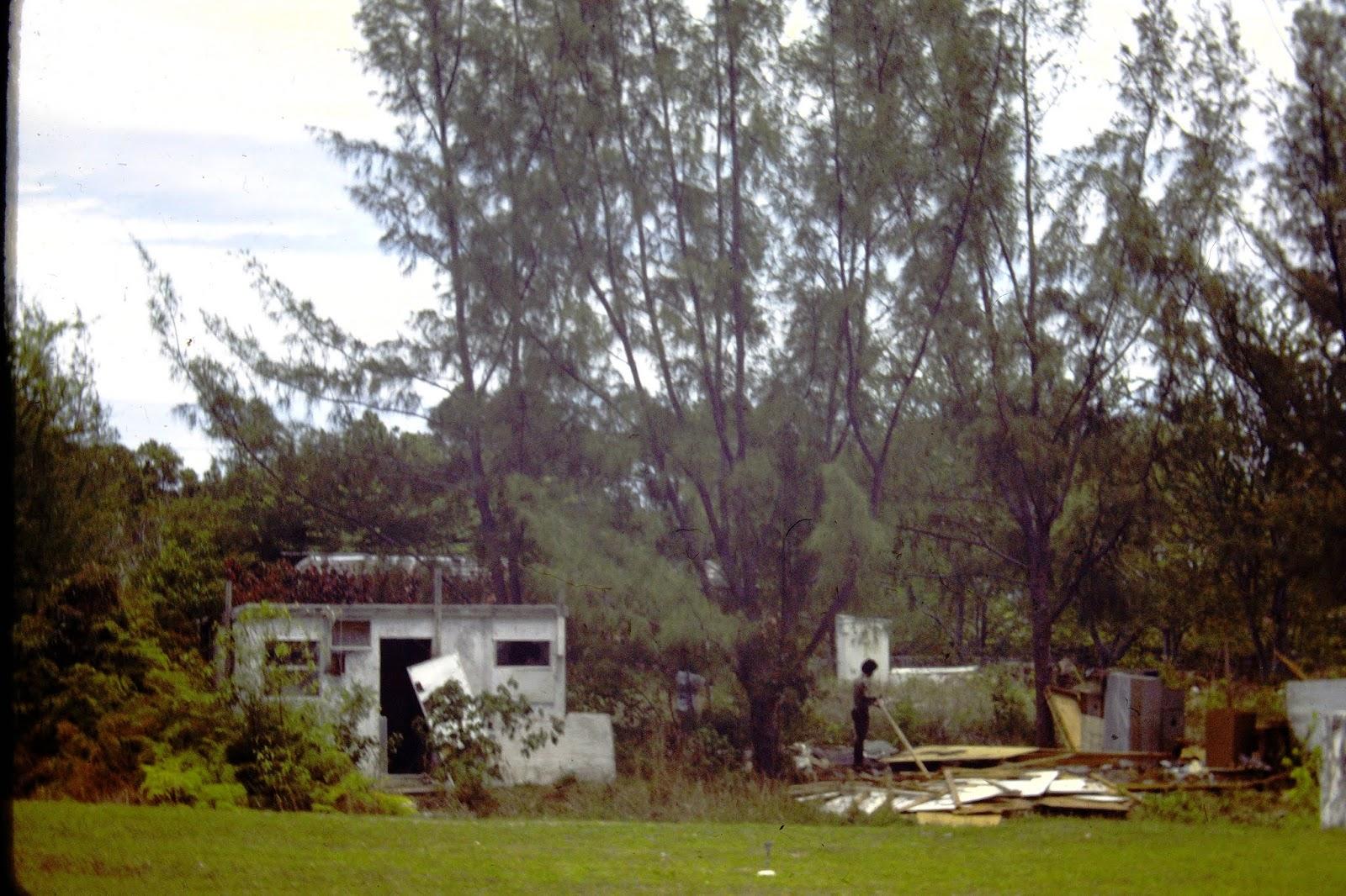 Cabin - July 1977