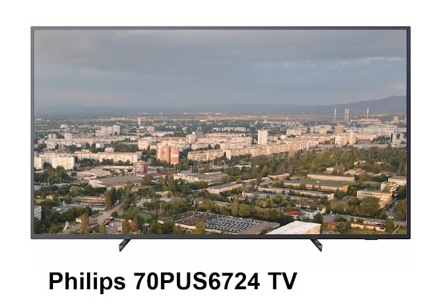 Philips 70PUS6724 TV specifications