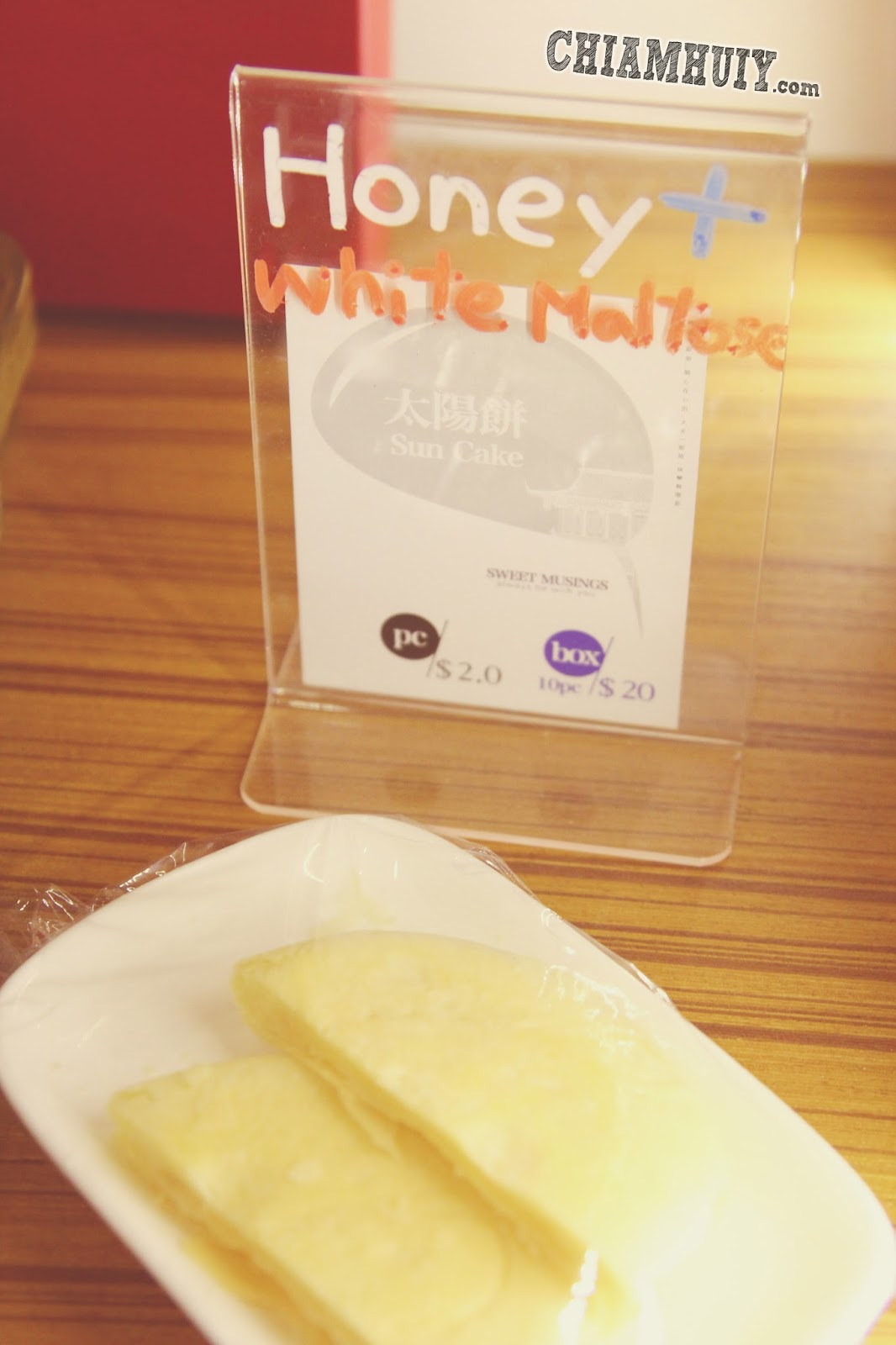 Food review: Sweet Musings brings Taiwan pastries and cakes to