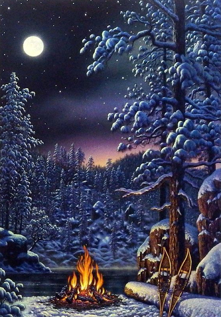 Virtual Christmas Photos